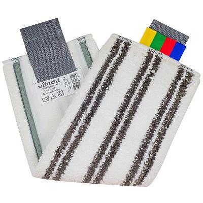 Купить насадка - моп (mop) для швабры ш 400 мм плоская с ушками микроплюс ультраспид про vileda 1/20 (арт. 167291) в Москве