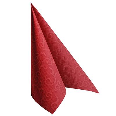 Купить салфетка бумажная бордовая 40х40 см 1-сл 50 шт/уп royal casali papstar 1/5 (арт. 84880) в Москве