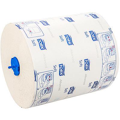 Купить полотенце бумажное 2-сл 150 м в рулоне н210хd190 мм tork h1 advanced белое sca 1/6 159505 (арт. 290067) в Москве
