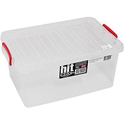 Купить контейнер прямоугольный 7.7л дхшхв 225х343х152 мм с крышкой на зажимах пластик bora 1/36 (арт. 921) в Москве