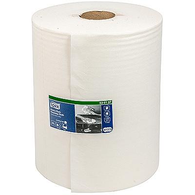 Купить материал нетканый 1-сл 106.4 м в рулоне н320хd250 мм tork белый sca 1/1 (арт. 530137) в Москве