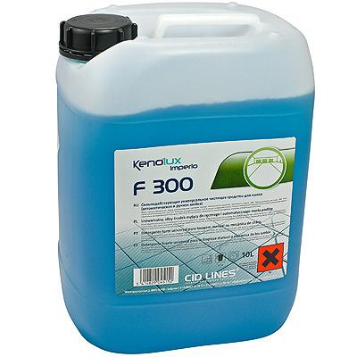 Купить средство для мытья пола 10л для проф кухонь kenolux f300 cid lines 1/1 в Москве