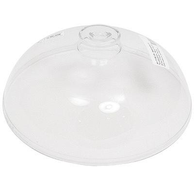 Купить крышка высокая d350 мм к подносу поликарбонат прозрачная bora 1/14 (арт. 318) в Москве