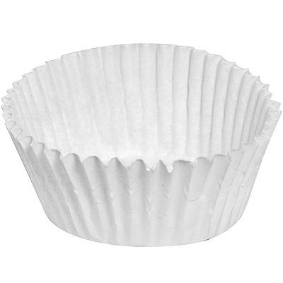 Купить капсула бумажная (тарталетка) круглая н16хd25 мм белая 1/2000/40000 в Москве