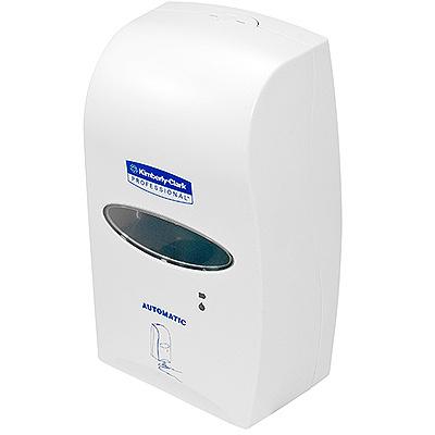 Купить диспенсер для пенного мыла сенсорный 1.2л дхшхв 183х100х290 мм пластик белый kimberly-clark 1/1 (арт. 92147) в Москве