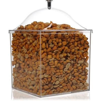 Купить крышка высокая дхшхв 158х158х84 мм к гастрономическому кубу поликарбонат прозрачная bora 1/18 в Москве