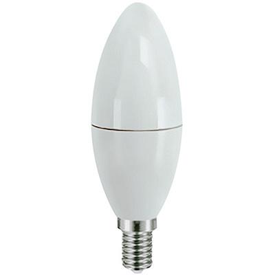 Купить лампа светодиодная e14 холодный свет 7w 220v свеча старт 1/10 в Москве