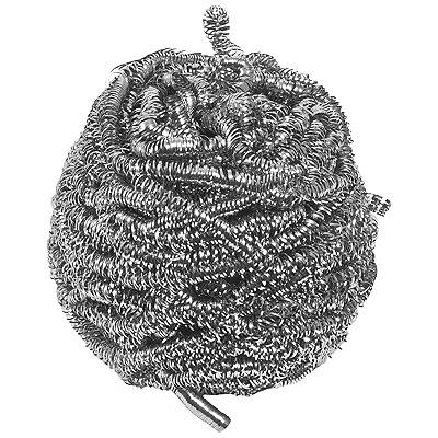 Купить мочалка спиральная d80 мм 60 г инокс металл vileda 1/10 (арт. 100788) в Москве
