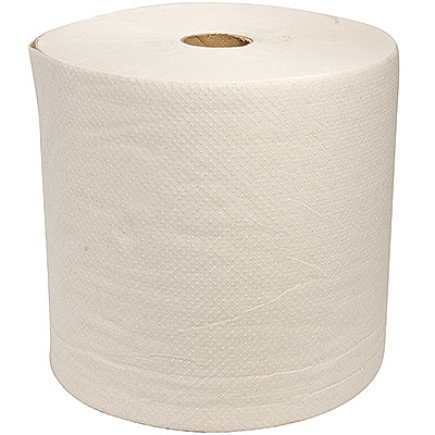 Купить полотенце бумажное 1-сл 190 м в рулоне н190хd200 мм hostess натурально-белое kimberly-clark 1/6 (арт. 6063) в Москве