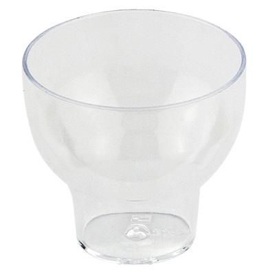 Купить форма фуршетная 50мл н50хd55 мм тюльпан ps прозрачная papstar 1/24/480 (арт. 85123) в Москве