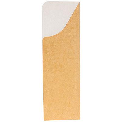 Купить куверт (конверт) для столовых приборов дхш 180х60 мм крафт gdc 1/2250 в Москве