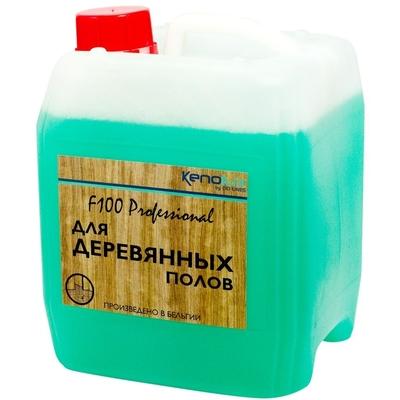 Купить средство для мытья пола 3л для дерева f100 1/1 в Москве