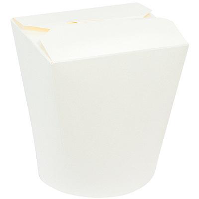 Купить контейнер бумажный china pack 900мл н118хd144 мм белый pps 1/40/360 в Москве