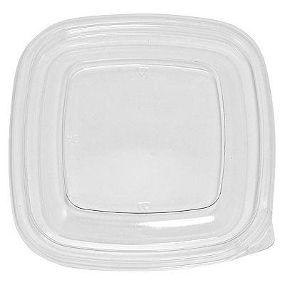 Купить крышка дхшхв 126х126х14 мм квадратная pet прозрачная sabert 1/50/500 в Москве