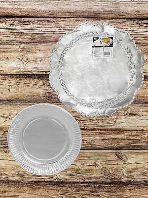 Купить набор для сервировки серебристый papstar 1/1 (арт. 14355) в Москве