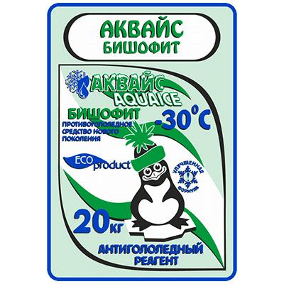Купить реагент антигололедный до -30 с° 25кг бишофит