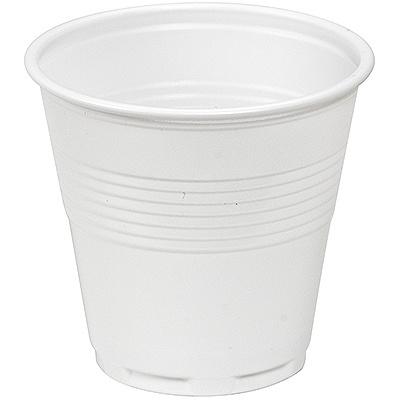 Купить стакан пластиковый 80мл d53 мм ps белый papstar 1/50/2100 (арт. 18117) в Москве