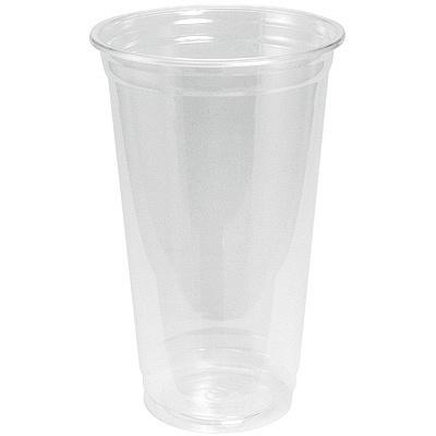 Купить стакан пластиковый 500мл d95 мм pet прозрачный сп 1/50/1000 в Москве