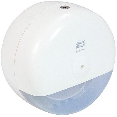 Купить диспенсер для туалетной бумаги с центр вытяжением дхшхв 219х156х219 мм tork t9 elevation пластик белый sca 1/1 (арт. 681000) в Москве