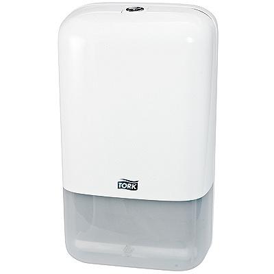 Купить диспенсер для туалетной бумаги в листах дхшхв 159х128х271 мм tork t3 elevation пластик белый sca 1/1 (арт. 556000) в Москве