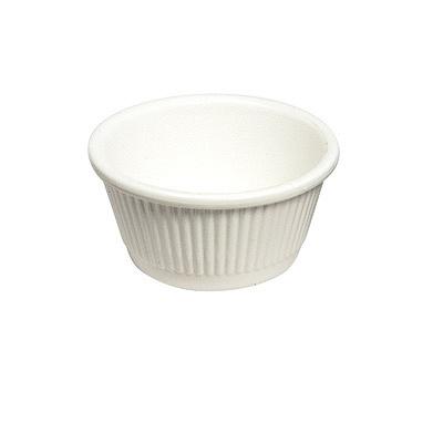 Купить соусник 30мл н25хd56 мм поликарбонат белый bora 1/160 в Москве