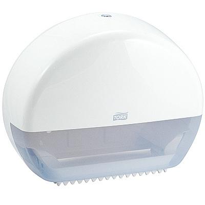 Купить диспенсер для туалетной бумаги дхшхв 432х146х256 мм tork t2 elevation пластик белый sca 1/1 (арт. 555500) в Москве
