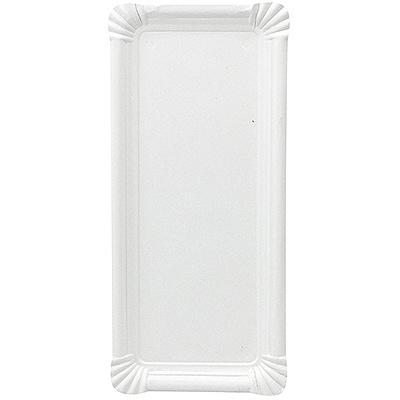 Купить тарелка бумажная дхш 240х110 мм эко картон белый papstar 1/250/1000 (арт. 81459) в Москве