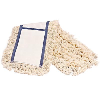 Купить насадка - моп (mop) для швабры ш 600 мм плоская с карманами дастмоп vileda 1/12 (арт. 118102) в Москве