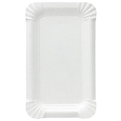 Купить тарелка бумажная дхш 150х90 мм эко картон белый papstar 1/250/2000 (арт. 11006) в Москве