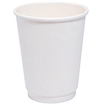 Купить стакан бумажный 350мл d90 мм 2-сл для горячих напитков белый fc 1/30/600 в Москве