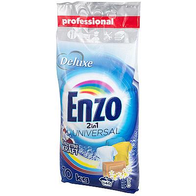 Купить порошок стиральный 10кг delux universal универсальный enzo 1/1 в Москве
