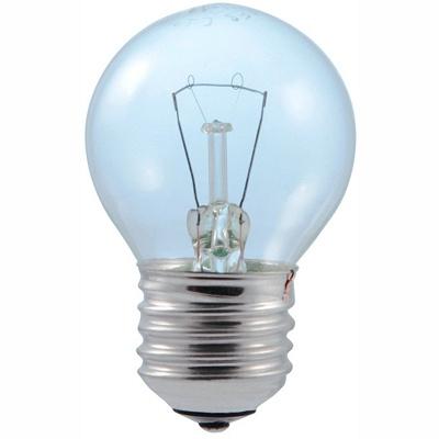 Купить лампа накаливания e27 теплый свет 60вт 220v шар прозрачная старт 1/10 в Москве