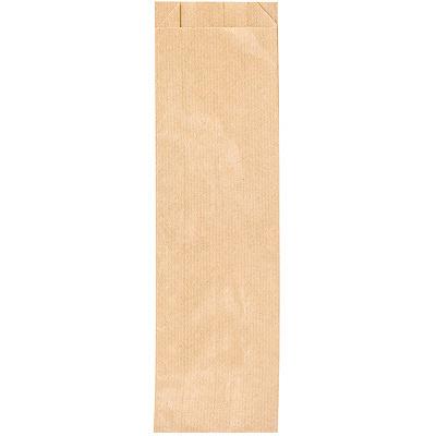 Купить пакет бумажный дхшхв 90х40х300 мм с плоским дном крафт 1/100/3000 в Москве