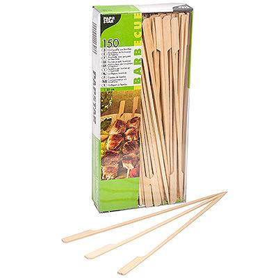 Купить палочки (стеки/шпажки) н250 мм 150 шт/уп бамбук papstar 1/6 (арт. 11703) в Москве