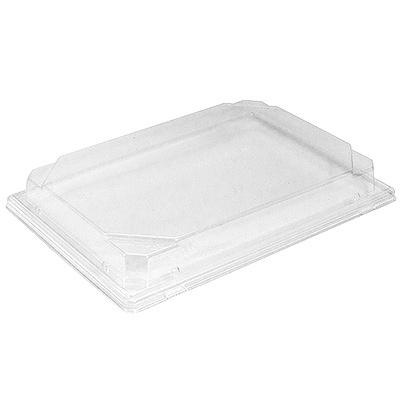 Купить крышка высокая дхшхв 233х161х30 мм к упаковке для суши прямоугольная прозрачная к 1/220 в Москве