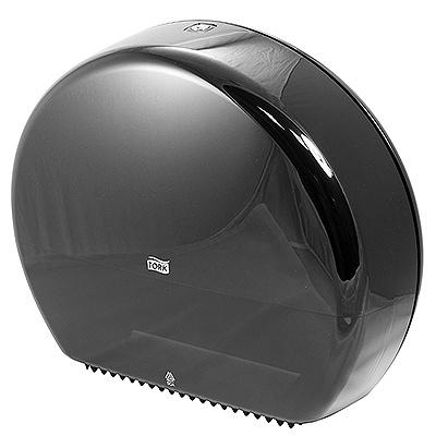 Купить диспенсер для туалетной бумаги дхшхв 437х133х360 мм tork t1 elevation пластик черный sca 1/1 (арт. 554008) в Москве