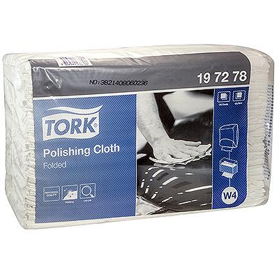 Купить материал нетканый в листах 1-сл 140 шт дхш 428х328 мм tork белый sca 1/5 (арт. 197278) в Москве