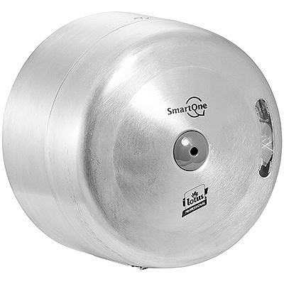 Купить диспенсер для туалетной бумаги с центр вытяжением дхшхв 275х170х275 мм tork t8 smartone image design (арт.472054) металл sca 1/1 (арт. 2940300) в Москве
