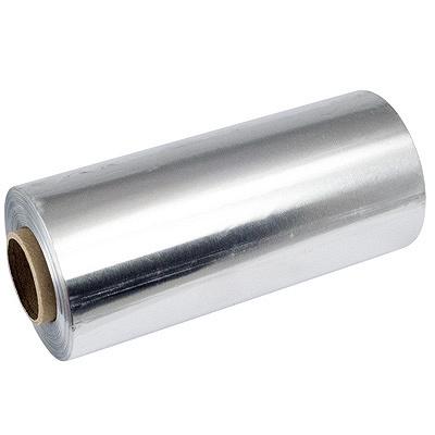 Купить фольга ш 120 мм 100 м/рул 16 мкм алюминий серебристая