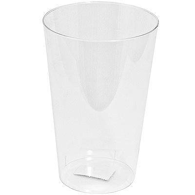 Купить стакан пластиковый 400мл d85 мм кристалл ps прозрачный papstar 1/50/500 (арт. 12161) в Москве