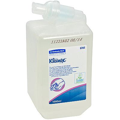 Купить мыло пенное 1л прозрачное картридж для диспенсера kimberly-clark 1/6 (арт. 6342) в Москве