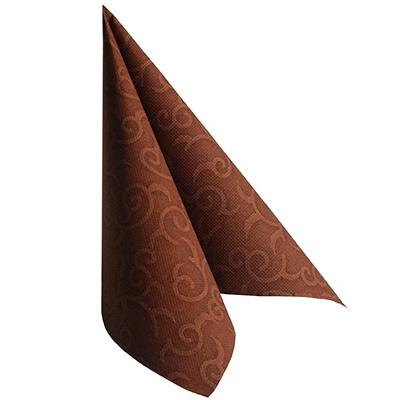Купить салфетка бумажная коричневая 40х40 см 1-сл 50 шт/уп royal casali papstar 1/5 (арт. 84885) в Москве
