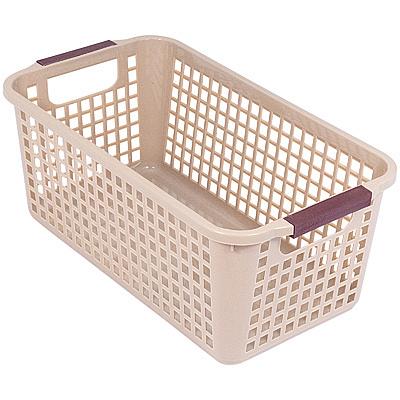 Купить корзинка дхшхв 305х173х125 мм пластик коричневая bora 1/48 (арт. 033) в Москве