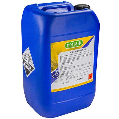 Купить средство моющее щелочное 25л alkalinet 100 для удаления промышленных загрязнений пенное концентрат канистра belgium 1/1 в Москве