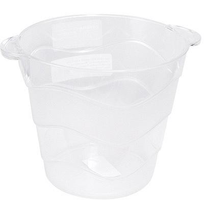 Купить ведерко для льда н150хd165 мм пластик прозрачное bora 1/24 в Москве
