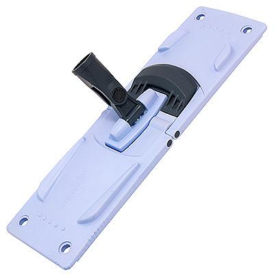Купить держатель ш 340 мм для моп с ушками на кнопках ультраспид мини пластик vileda 1/1 (арт. 517556) в Москве