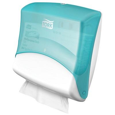 Купить диспенсер дхшхв 427х206х394 мм для протирочных материалов в салфетках tork performance пластик белый sca 1/1 (арт. 654000) в Москве