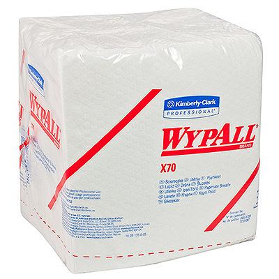 Купить материал нетканый в листах 1-сл 76 шт дхш 366х318 мм wypall x70 белый kimberly-clark 1/12 (арт. 8387) в Москве